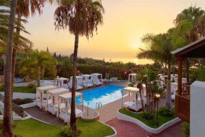 "4-Sterne-Resort ""Jardin Tecina"""