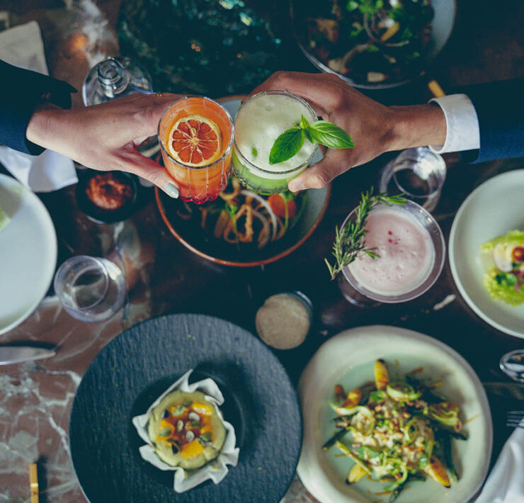 Luxusreisen Mallorca / Plant-Forward-Kitchen